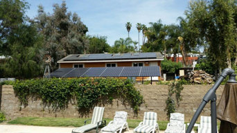 Residential Solar Panel Installations