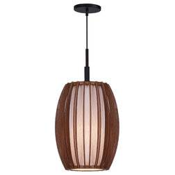 Contemporary Pendant Lighting by Woodbridge Lighting Inc.