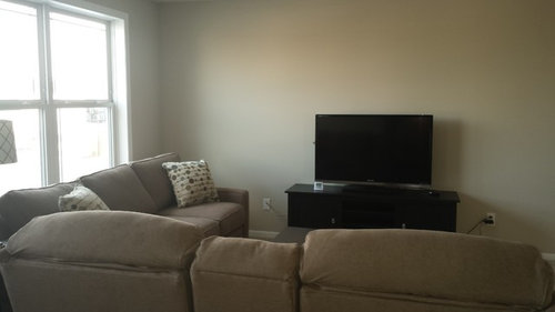 How To Decorate This Room With Taupe Sofa Couch