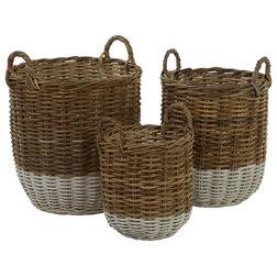 Coastal Storage Baskets by Premier Housewares