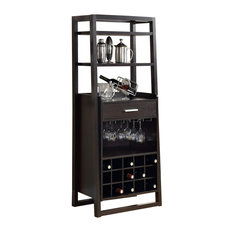 Home Bar, Cappuccino Ladder-Style