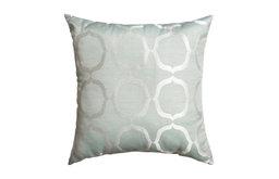 "Lasalle Decorative Pillow, Spa, 18x18"""