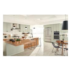 Moen Sleek 1-Handle High Arc Pulldown Kitchen Faucet, Matte Black