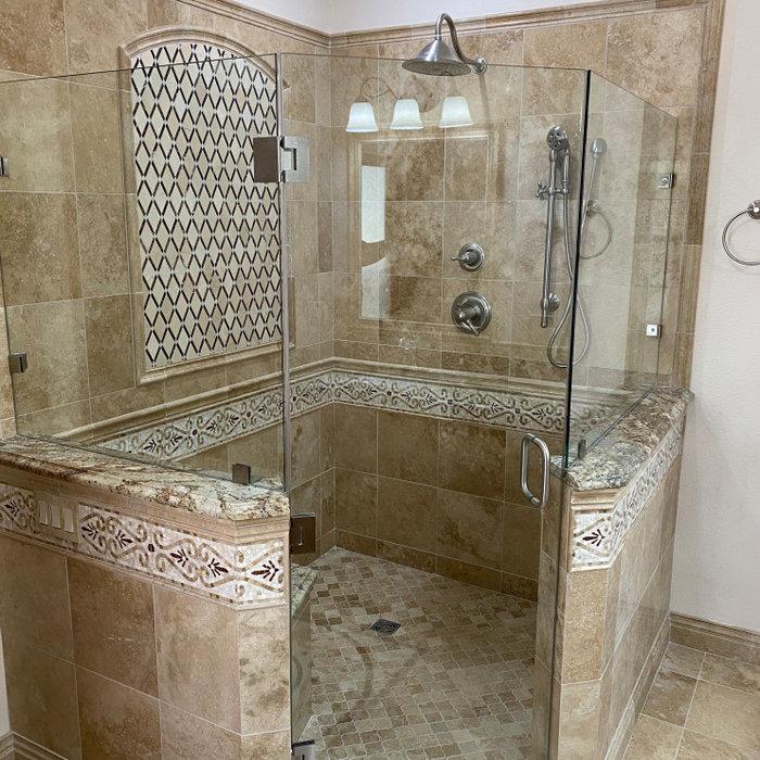 Finkner Residence- Master Bath Remodel