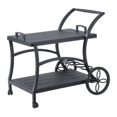 Channel Serving Cart, Welded, Dove