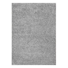 Nuloom Hunter Green Area Rug Rectangle Silver 8 X10