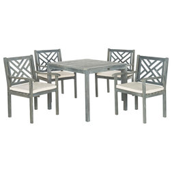 Transitional Outdoor Dining Sets by Safavieh