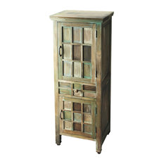 Butler Artifacts Accent Cabinet