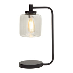 Industrial Table Lamps Houzz