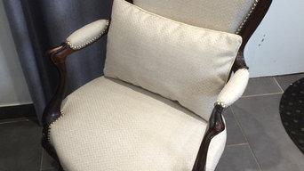 Réfection fauteuil Cabriolet Louis Philippe
