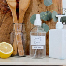 Easy-to-Mix DIY Room Sprays Made of Natural Ingredients