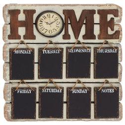Farmhouse Wall Clocks by GwG Outlet