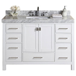 Transitional Bathroom Vanities And Sink Consoles by Pacific Collection