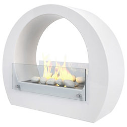 Contemporary Fireplaces by Imaginfires