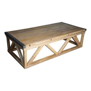 Hitta armchair coffee table lantliga soffbord på Houzz