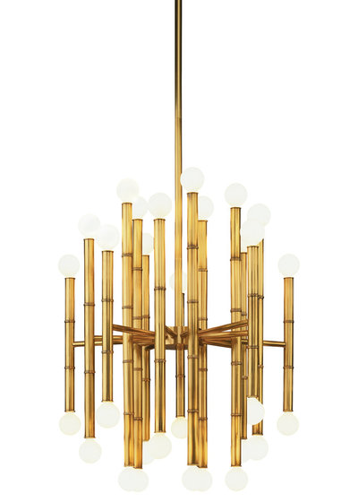Contemporary Chandeliers by Seldens Furniture