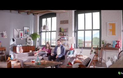 Inside Houzz: Check Out Our 'From Dream to Home' TV Spots