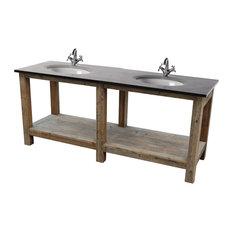 - Salle de bain - Console et Meuble sous Lavabo