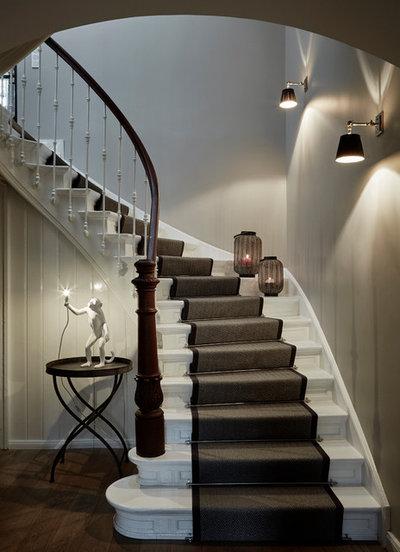 Klassisch Treppen by Anja Lehne interior design