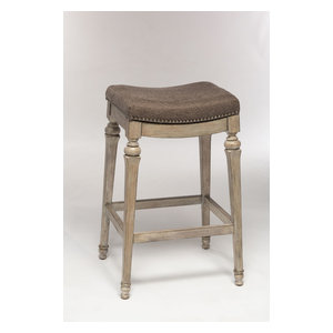 Amazing Bungalow 5 Annette Counter Height In Gray Traditional Unemploymentrelief Wooden Chair Designs For Living Room Unemploymentrelieforg