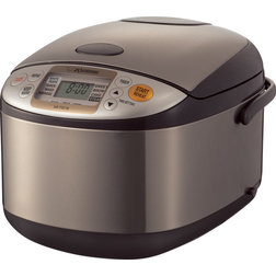 Contemporary Rice Cookers And Food Steamers by Zojirushi