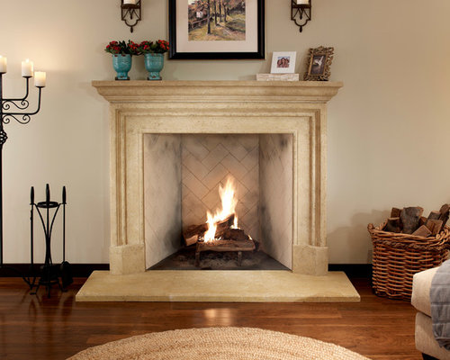 The Bryant Fireplace Surround - Indoor Fireplaces