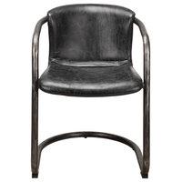 Freeman Dining Chair Antique Black, Set of 2