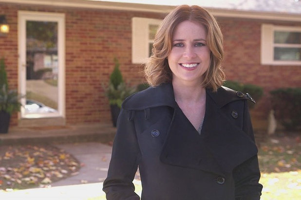 My Houzz: You Won't Believe What Jenna Fischer Did for Her Sister