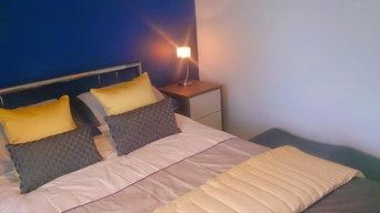 Lounge/Diner Bedroom & Office