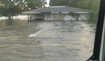 Commercial Storm Damage from Hurricane Harvey