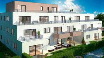 Architekturvisualisierung Scharl Wohnbau