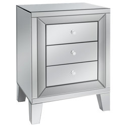Transitional Nightstands And Bedside Tables by Houzz