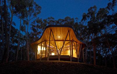 Yurt-Inspired Homes Around the World