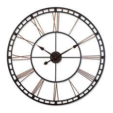 infinity instruments ltd the tower xxl clock wall clocks