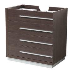 Fresca FCB8030 Livello 29-3/8-inch Engineered Wood Vanity Cabinet - MultiColor