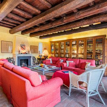 Country Villa in Monferrato