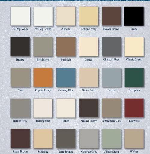 Shingle/exterior Trim Color Scheme Advice?