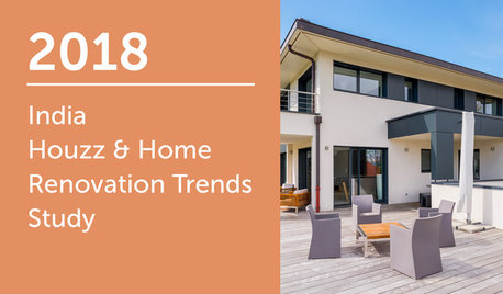 2018 India Houzz & Home Renovation Trends Study
