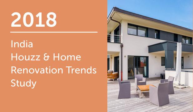 2018 India Houzz & Home Renovation Trends Study