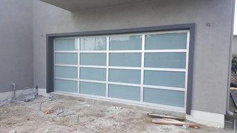 Modern Style Garage Doors