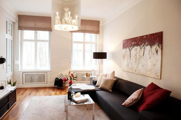 vorher nachher zwei zimmer k che bad balkon in neuem. Black Bedroom Furniture Sets. Home Design Ideas