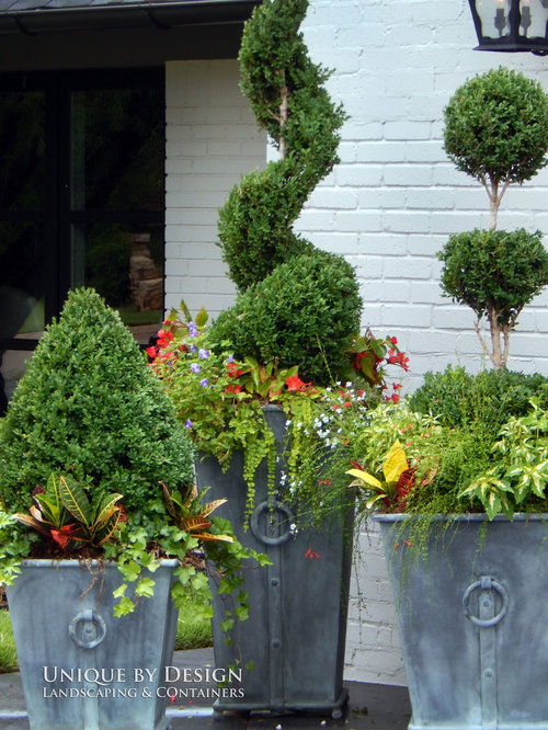 Container garden design unique by design l helen weis for Garden design questions