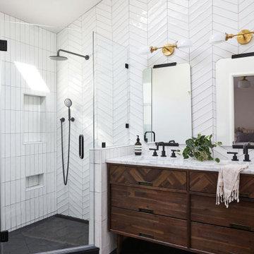 San Mateo Bathroom Transformation