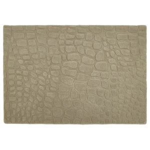 Marbles Taupe Rectangular Rug, 160x230 cm