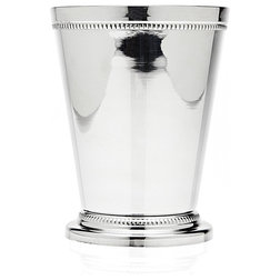 Traditional Cocktail Glasses by GODINGER SILVER