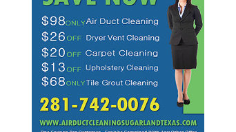 Air Duct Cleaning Sugar Land Texas