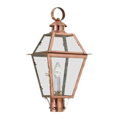 Norwell Lighting 2250-CO-CL Old Colony - One Light Post