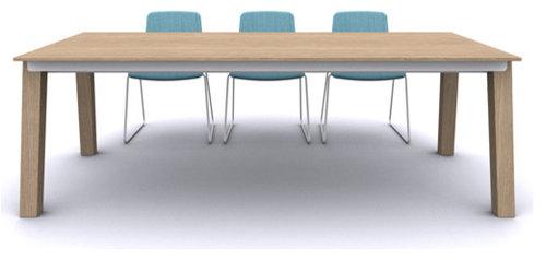 Mesas grandes de comedor ABLE