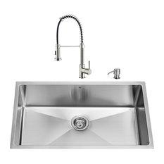 Modern Kitchen Sinks Houzz