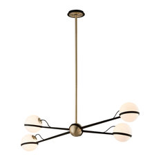 Troy Lighting Ace Four Light Island Pendant F5307